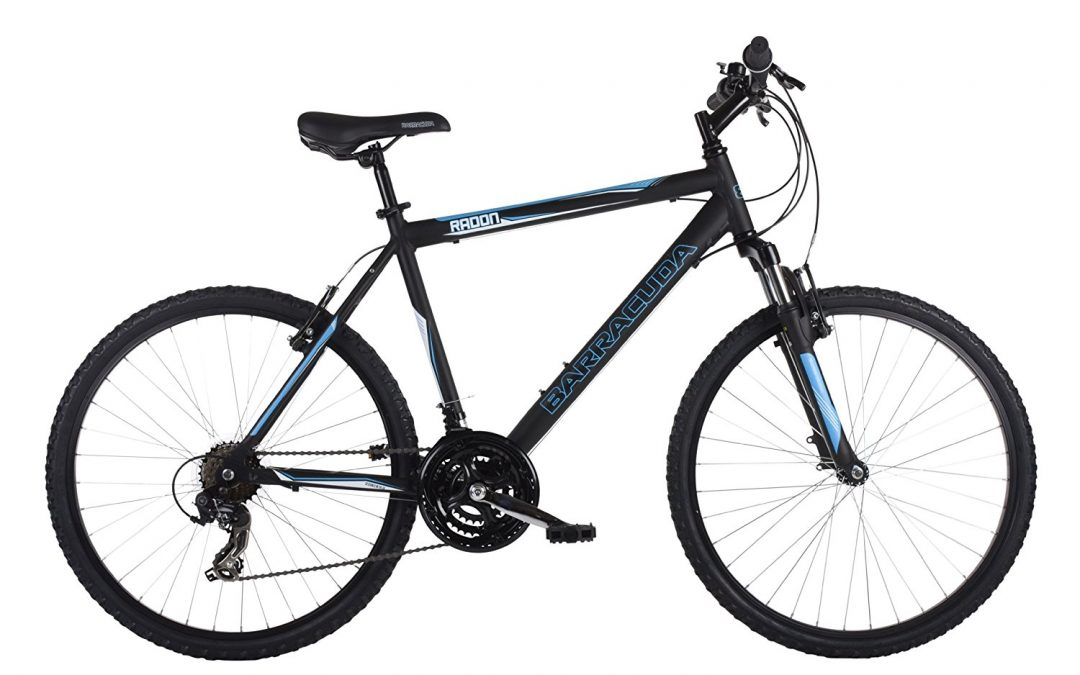 Barracuda Radon Mens Mountain Bike review