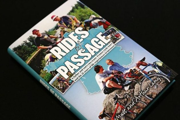 Rides of Passage by Matt Lamy, Arthur Lamy Review