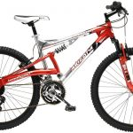 barracuda arizona mens mountain bike