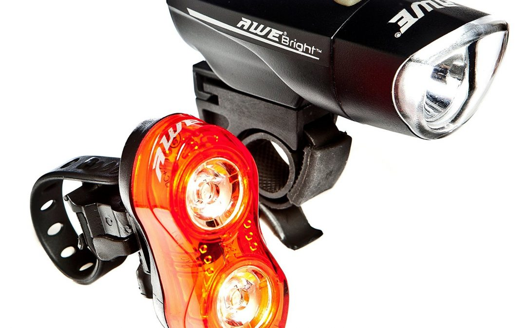 AWE® AWEBright™ 1 x Super Bright Front LED  Review