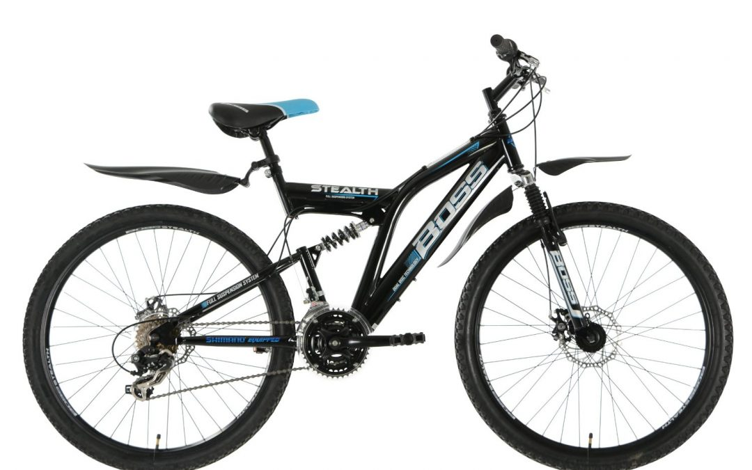 Boss Stealth Mountain Bike Review