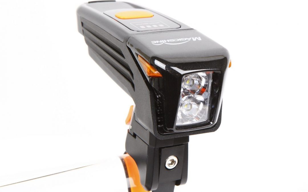 Magicshine Eagle 700 USB Bicycle Light Review