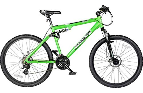 Muddyfox Country 26  Bike Review
