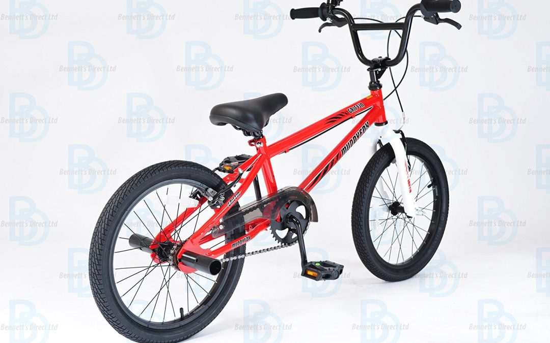 Are Muddyfox BMX Bikes Any Good?