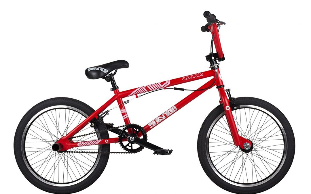 Barracuda Stance Freestyle Bike Review