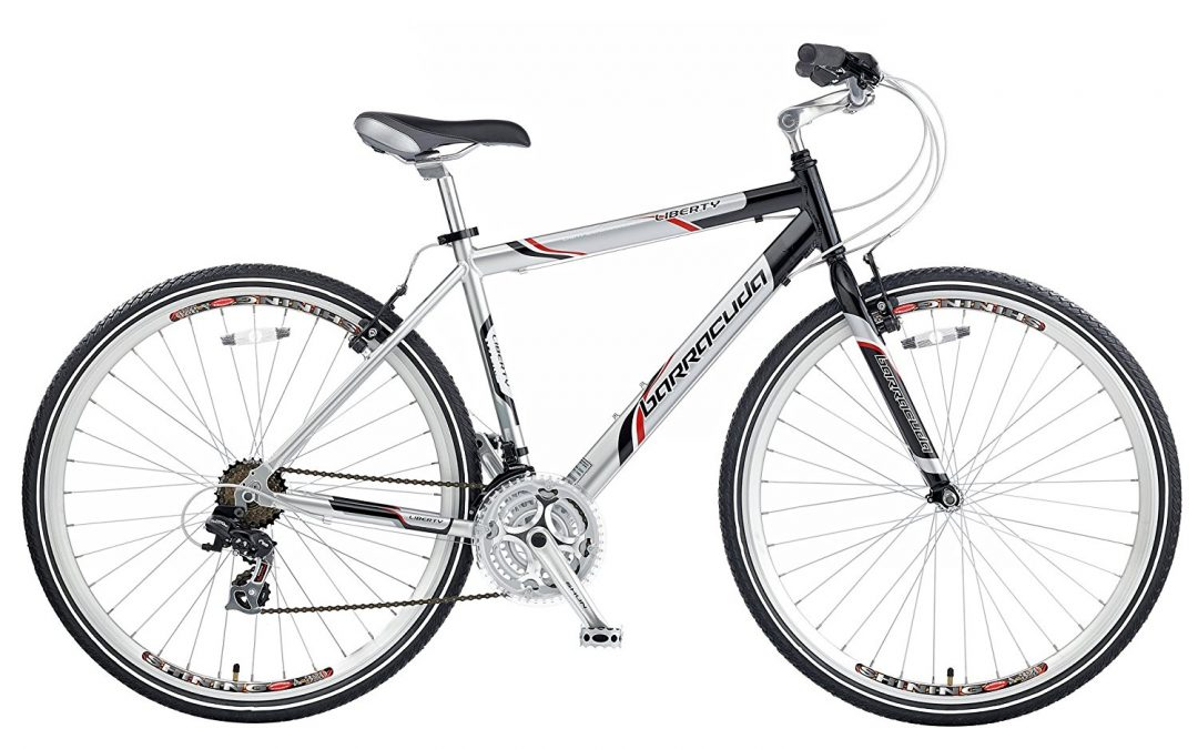 Barracuda Liberty Ladies Hybrid Bike