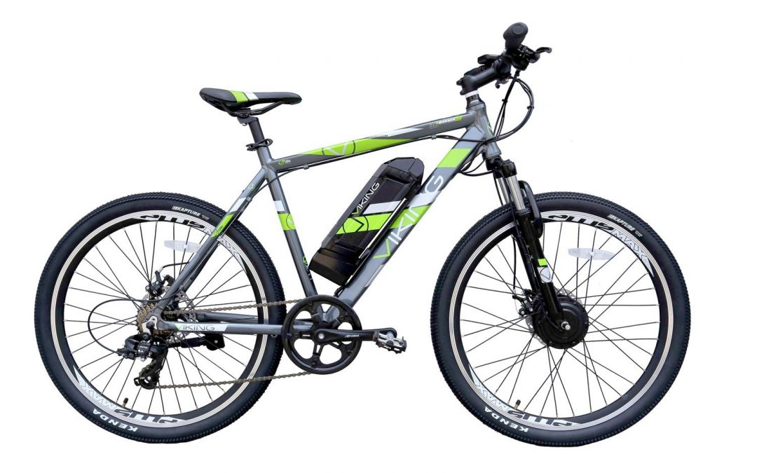 Vikings Advance Gents Electric Alloy MTB Mountain Bike Review