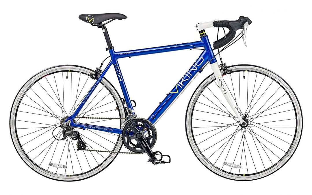 Viking Vittoria Mens 700c Wheel Race Road Bike  Review