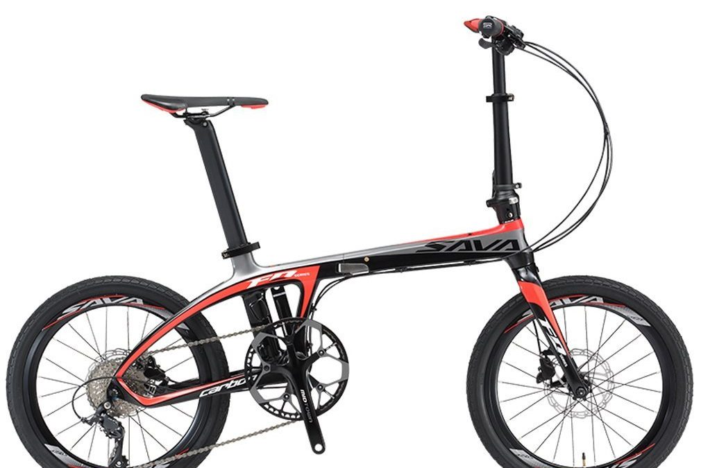 Sava 20 Carbon Fibre Folding Bike for Women Review