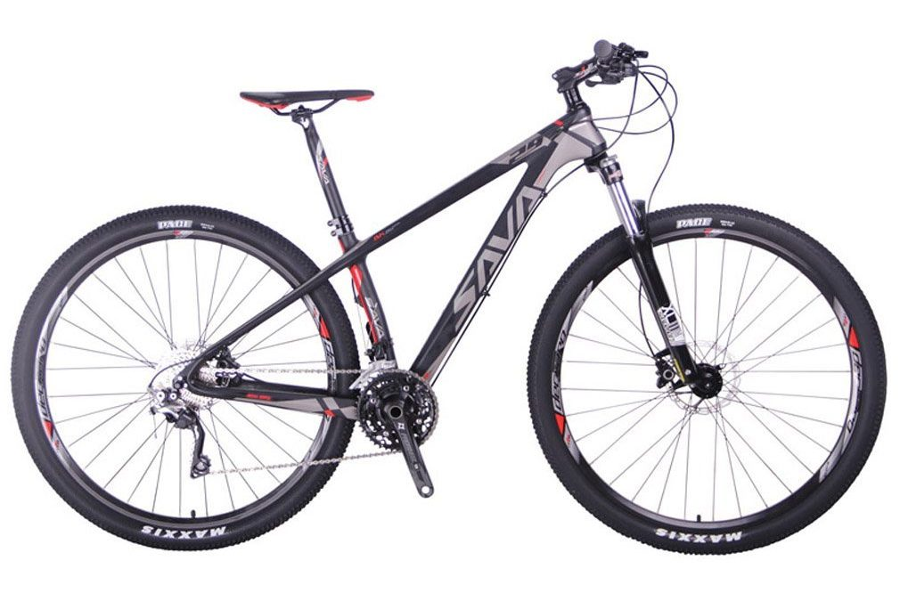 SAVA DECK 300 Carbon Fibre Mountain Bike Review