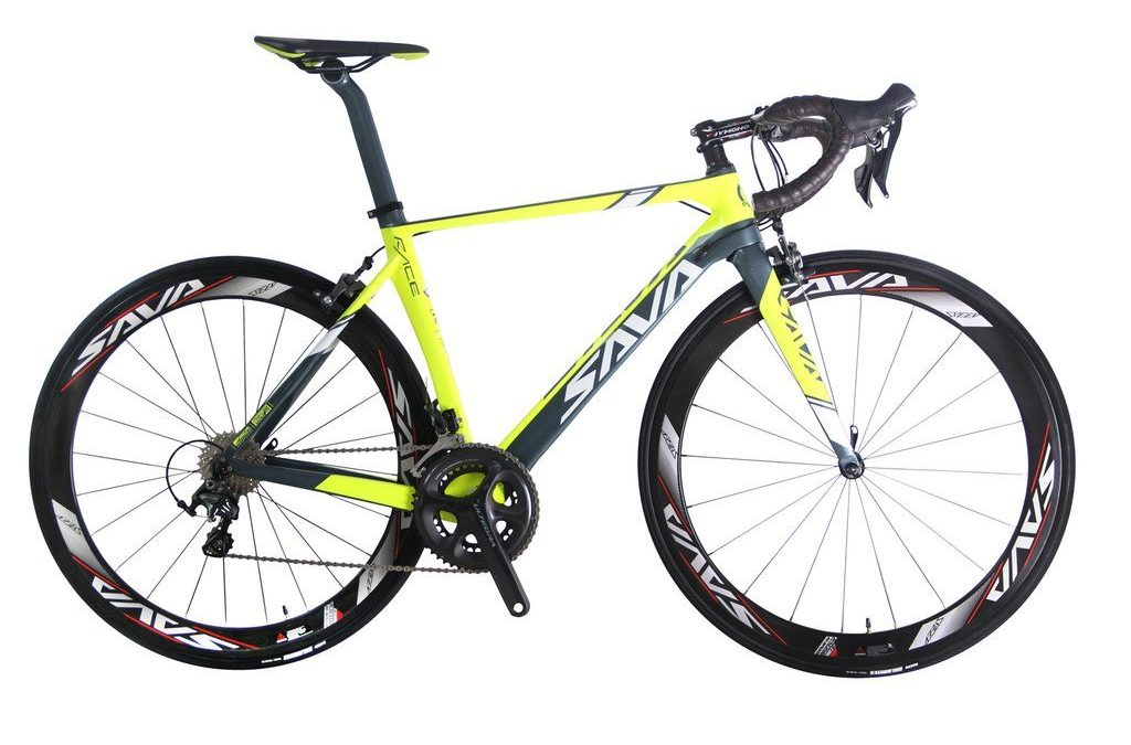 SAVA Graceful 700C Road Bike T800 Carbon Fiber Frame Review