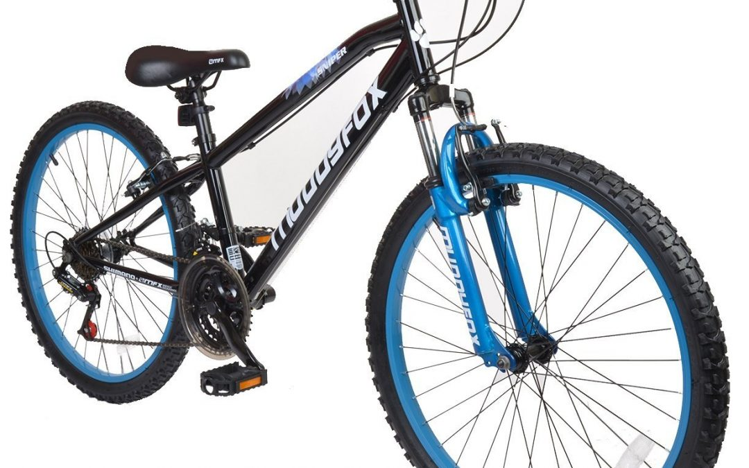 Muddyfox 24″ Sniper Boys Hardtail Mountain Bike Review