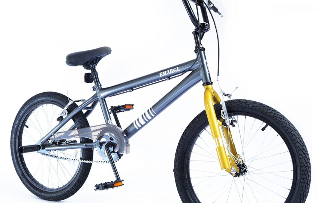 New Boys/Girls Bigfoot Em3Rge 20 Bmx bike Review
