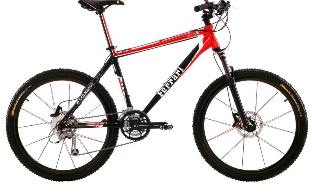 Ferrari Cx50 26 Hardtail Mountain Bike Review