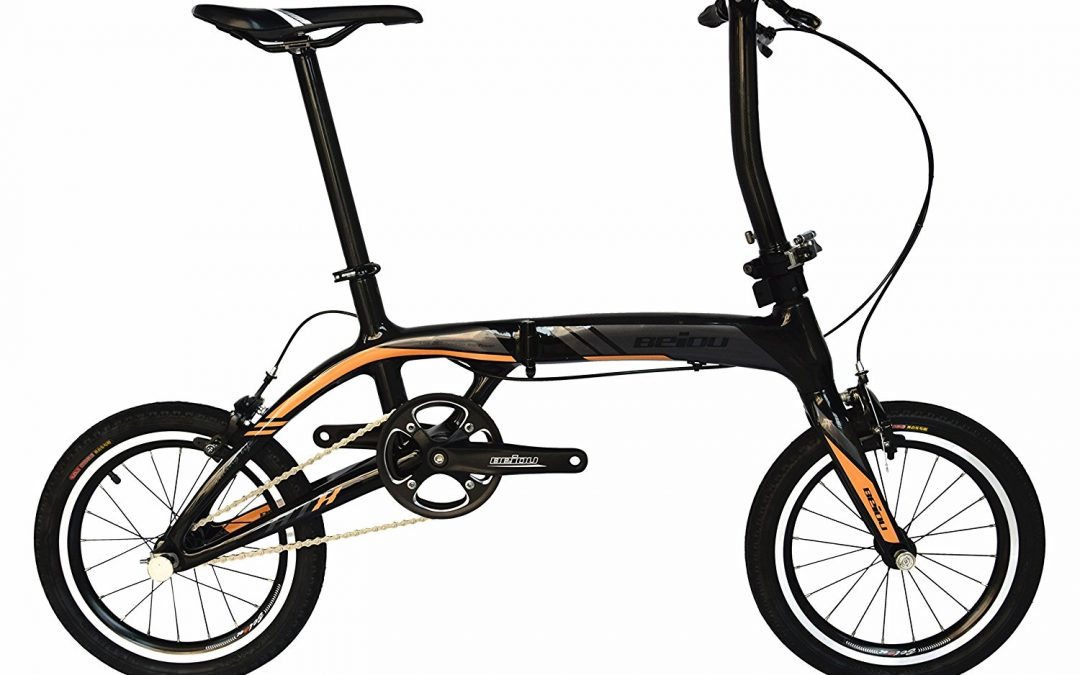 BEIOU® Sports Ultra Full Carbon Speed Folding bike review