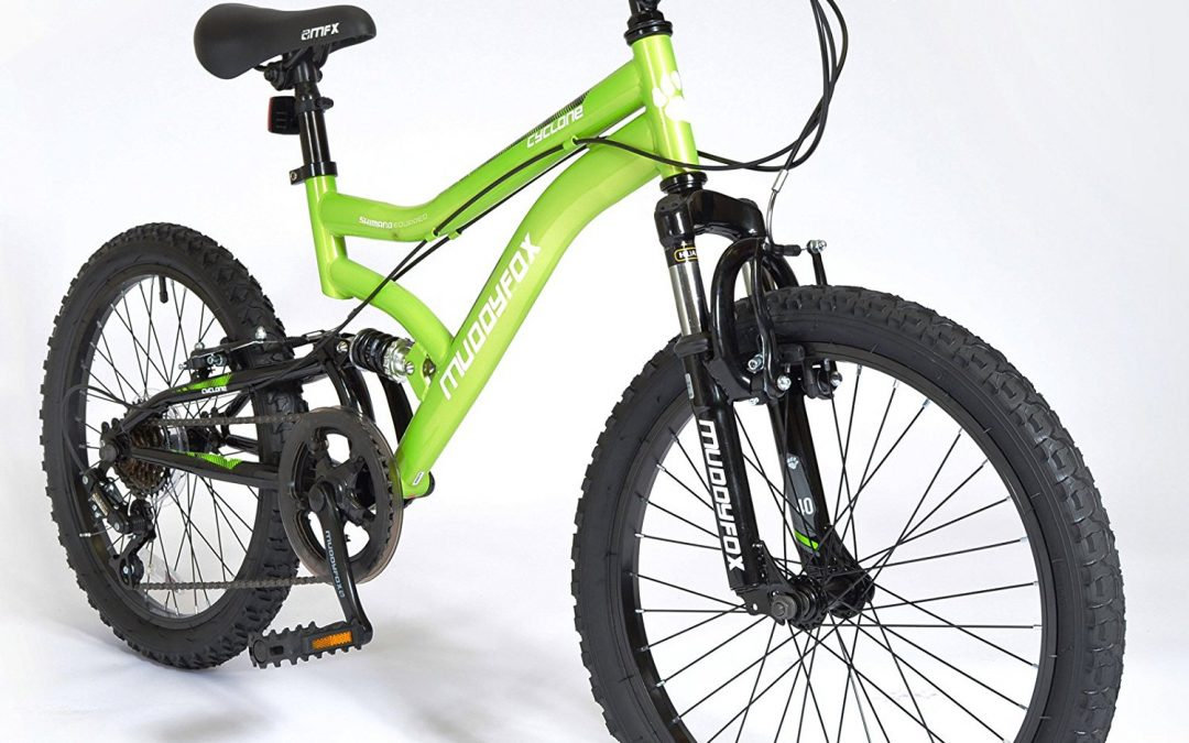Muddyfox Cyclone 20 Boys Bike Review
