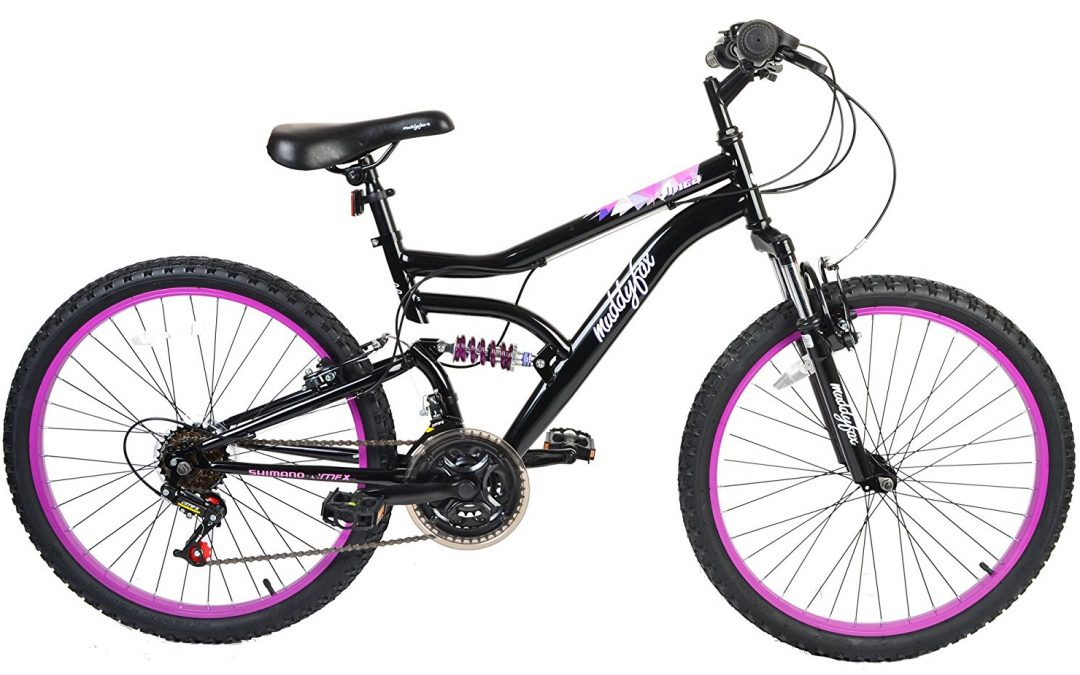 Muddyfox 24 Inca Ladies bike Review