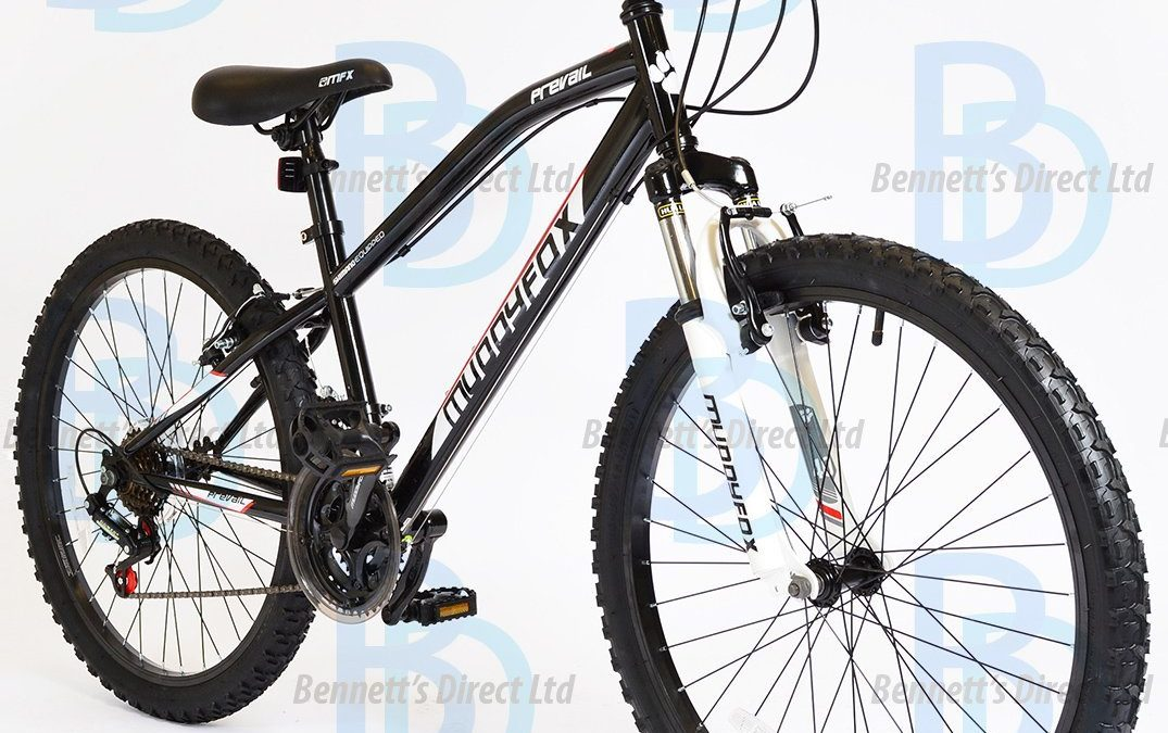Muddyfox 24 Prevail Boys Mountain Bike review