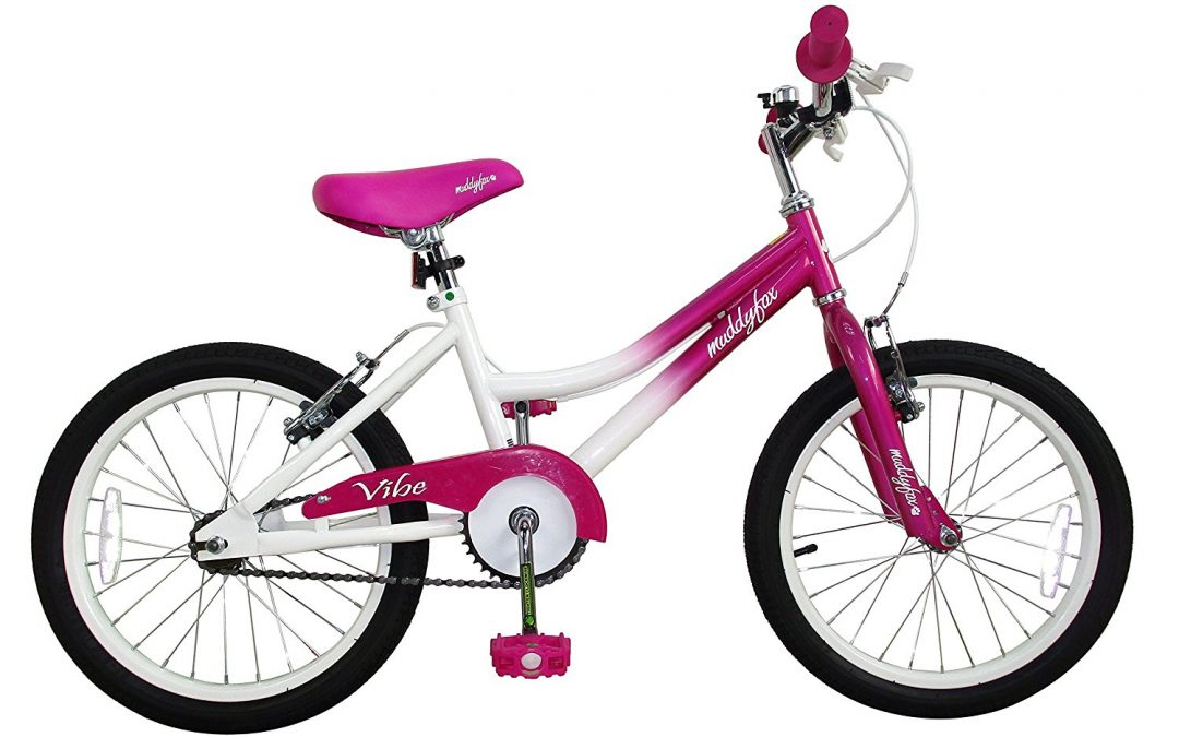 Muddyfox Vibe girls bmx style bike Review