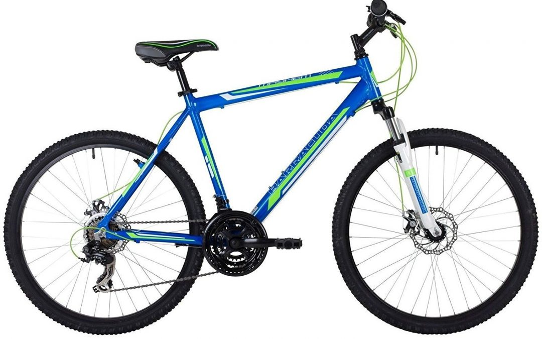 barracuda mayhem 26-inch unisex bike review