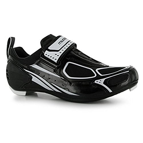 Muddyfox TRI100 cycling shoes Review