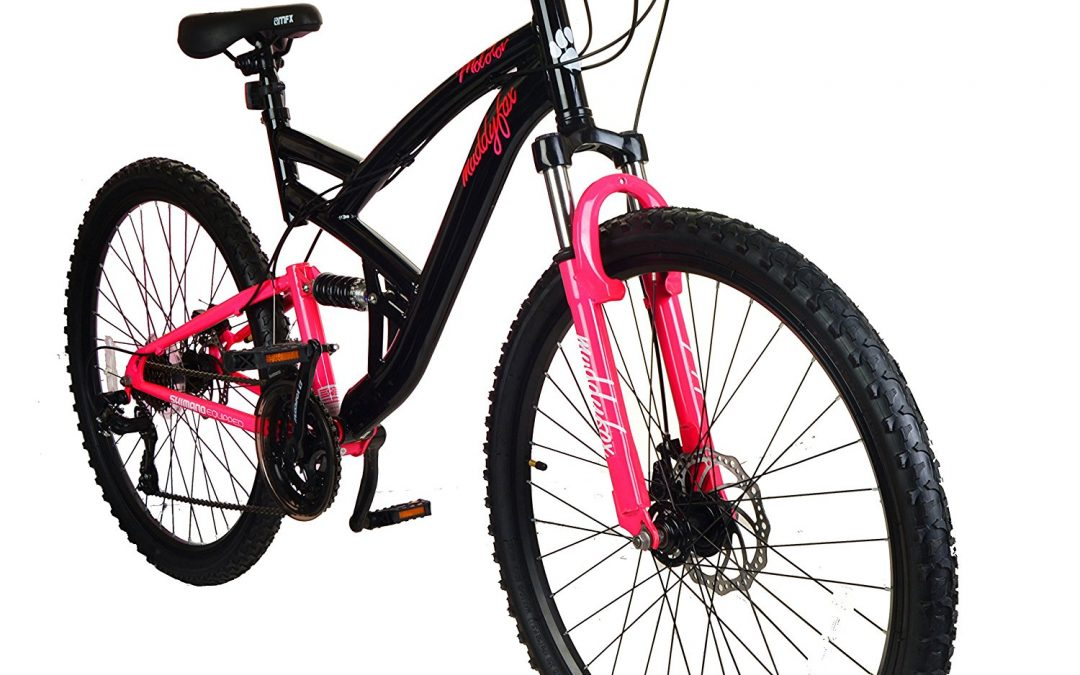 Muddyfox  Molotov 26 dual suspension bike Review