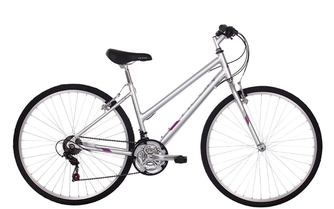 Raleigh activ women's Glendale city urban bike review
