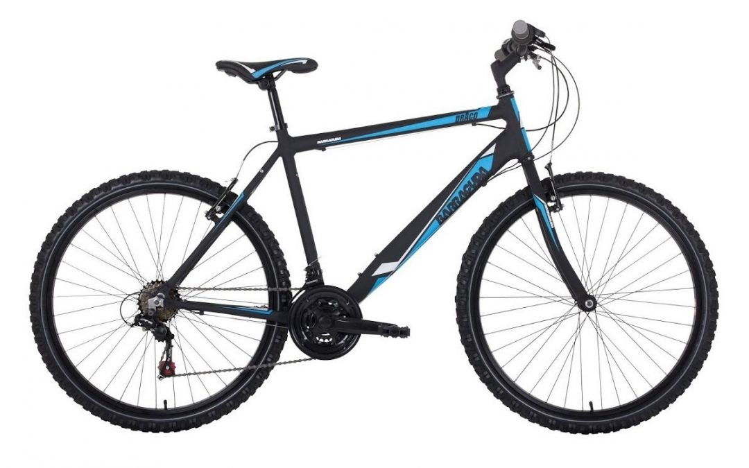 Barracuda Men's Draco 1 Alloy Rigid Mtb Review