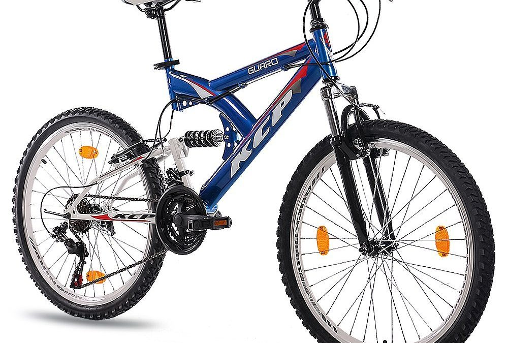 24KCP MOUNTAIN BIKE Youth Kids Bike Review