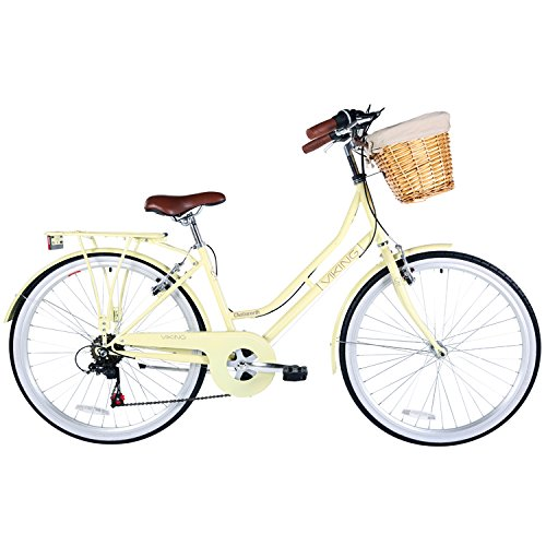Viking Chatsworth Beige Ladies Heritage Bike