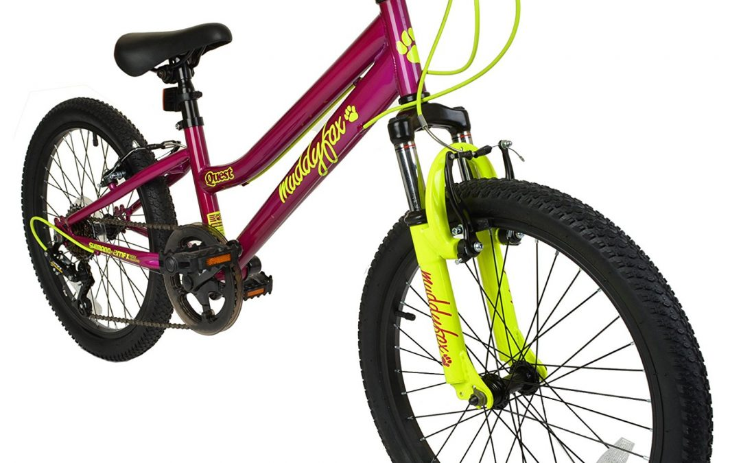Muddyfox Quest 20 Girls Hardtail Mountain Bike Review
