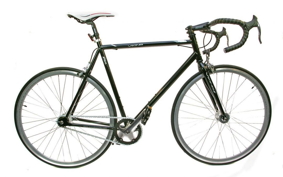 Viking men's road single speed fixed bike Review