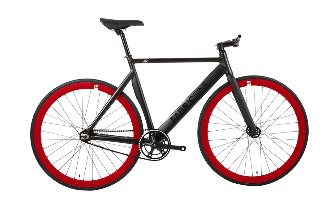 FabricBike Air+ – Fixed Gear Bike Review