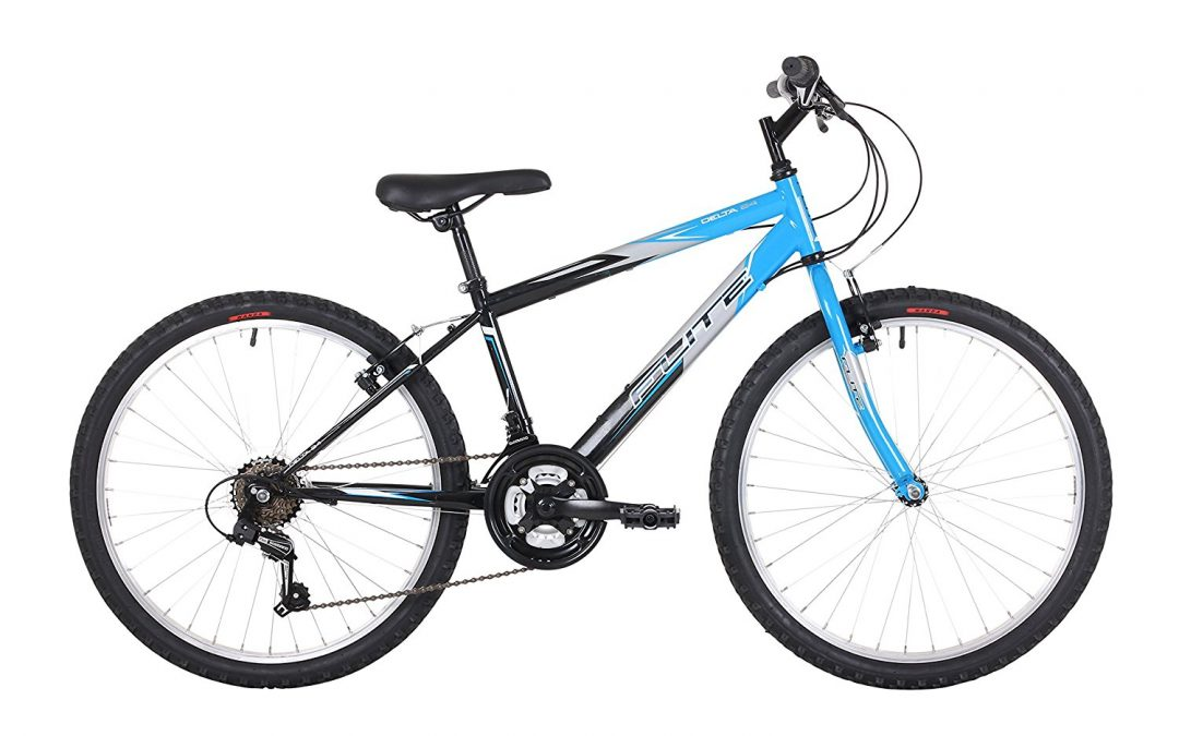 Flite Delta 24 inch trials mountain bike review