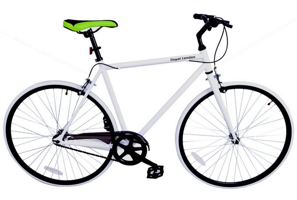 Royal London Fixie Fixed Gear Single Speed Bike Review
