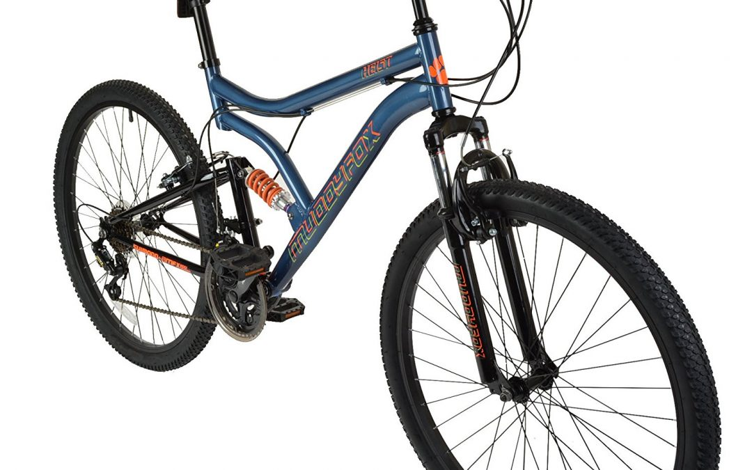 Muddyfox Heist 26 Gents Dual Suspension Mountain Bike Review