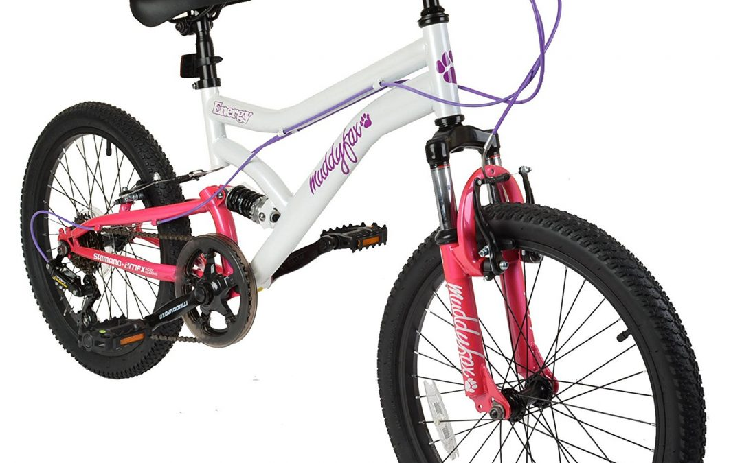 Muddyfox Energy 20 Girls Dual Suspension Mountain Bike Review