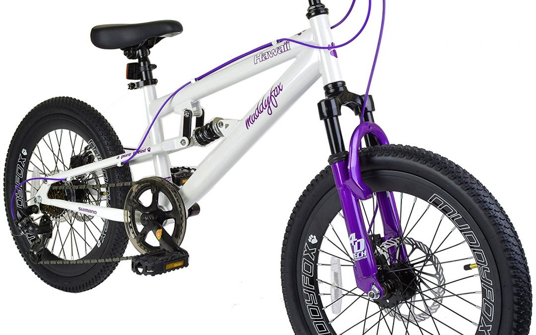 Muddyfox Hawaii 20 Girls Dual Suspension Mountain Bike Review