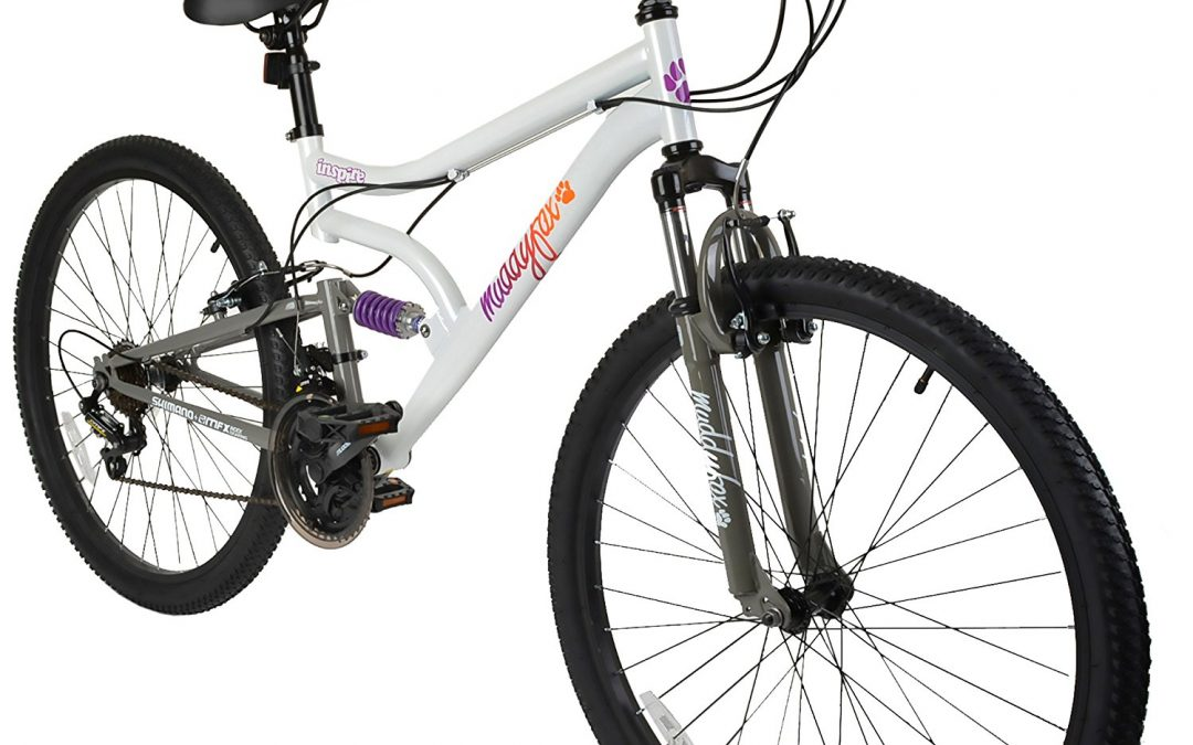 Muddyfox Inspire 26 Ladies Dual Suspension Mountain Bike Review
