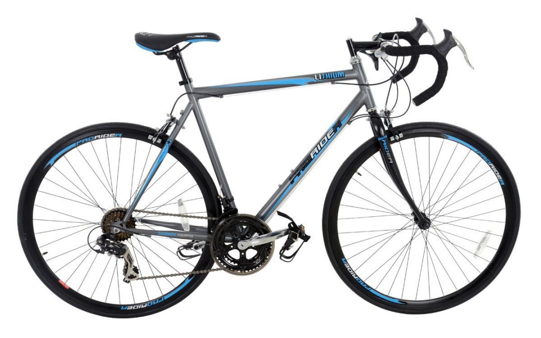 Pro Rider Lithium 14 Speed 700C Men's Road Bike Review