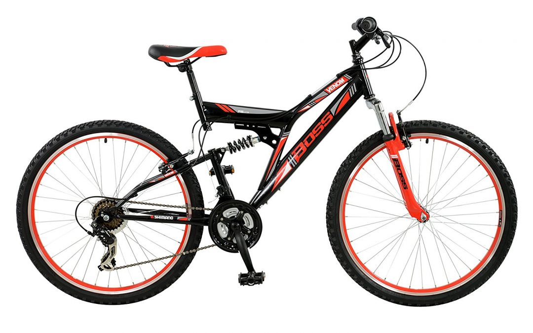 Boss Men's Venom Mountain Bike Review
