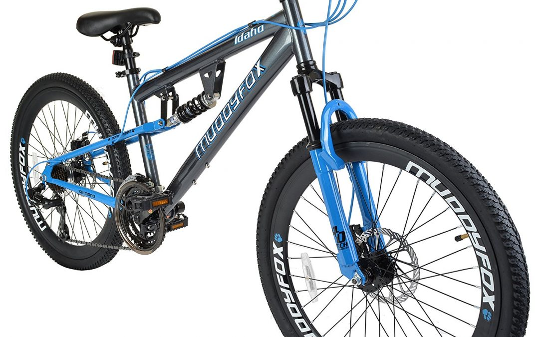 Muddyfox Idaho 24 Dual Suspension Bike Review