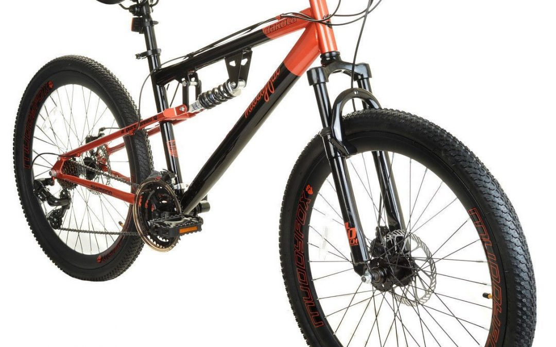 Muddyfox Dakota 26 ladies bike Review