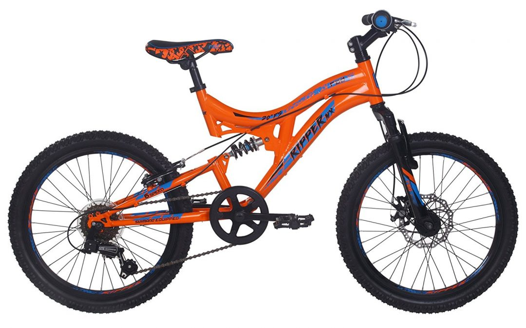 Rad Sports and Outdoors Ripper Mx Mountain Bike Review
