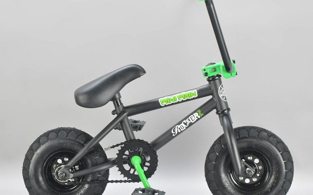 Rocker BMX Mini BMX iROK+ METAL RKR Bike Review