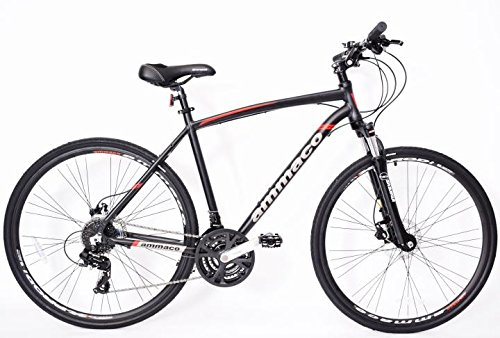 AMMACO CS750 Men's Hybrid Bike Review