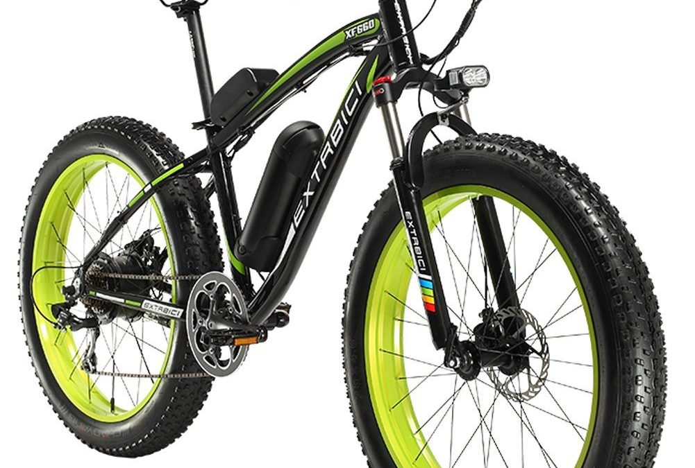Extrbici XF660  Fat Bike Review