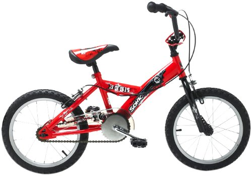 Sonic Boom Boys' Kids Bike Review
