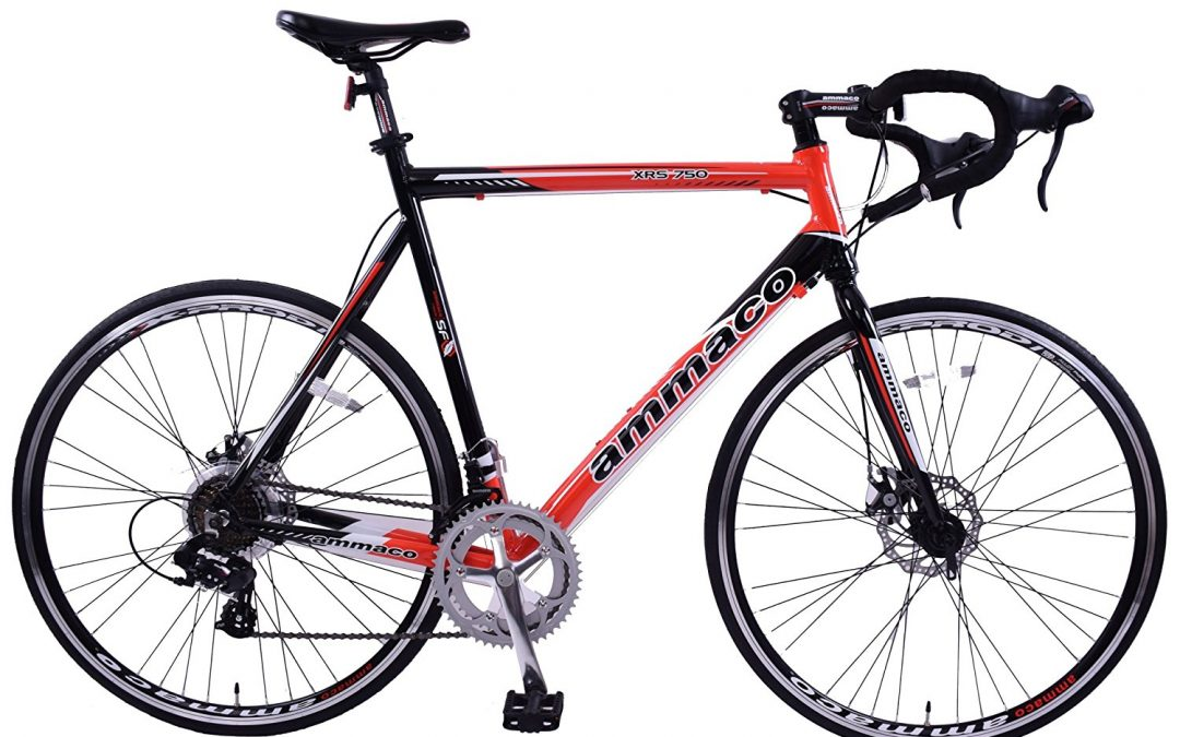 Ammaco XRS750 Alloy Racer Road Bike Review