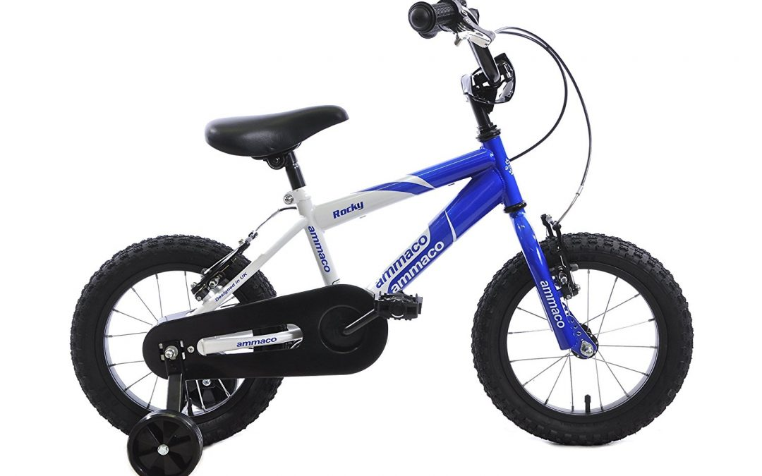 Ammaco rocky 14-inch boys bmx bike Review